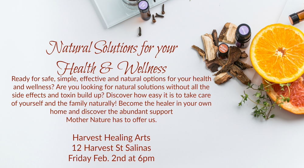 Natural Solutions – Health & Wellness